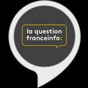 logo alexa skill La question franceinfo