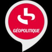 logo alexa skill France Inter - Géopolitique