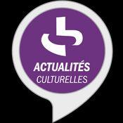 logo alexa skill France Culture - Actualités culturelles