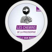 logo alexa skill Les Chemins de la philosophie
