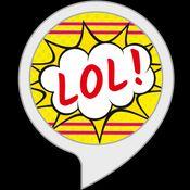 logo alexa skill TOP blagues