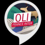 logo alexa skill OLI - Les histoires de France Inter