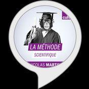 logo alexa skill La Méthode scientifique
