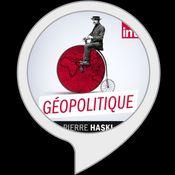 logo alexa skill Géopolitique