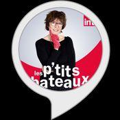 logo alexa skill Les P'tits Bateaux