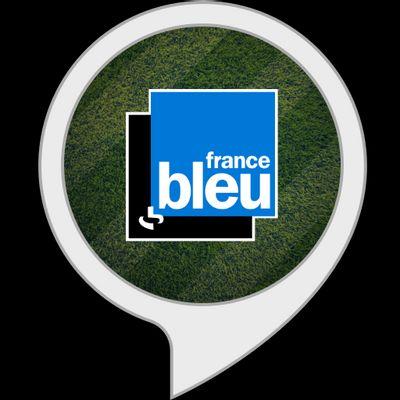 logo alexa skill France Bleu Foot